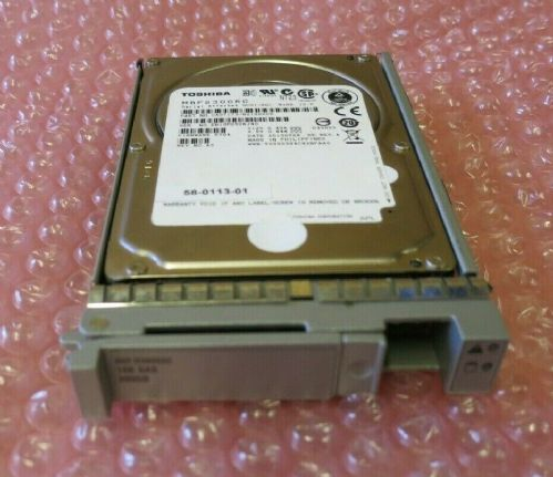 Cisco Toshiba MBF2300RC CA07173-B21000CS 300GB 10000RPM 16MB SCSI SAS 2.5""